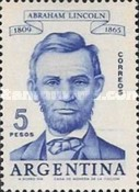 [The 150th Anniversary of the Birth of Abraham Lincoln, Typ RC]