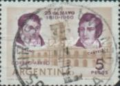 [Airmail - The 150th Anniversary of the May Revolution, Typ RI]