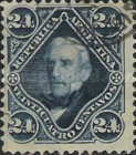 [Jose de San Martin - Perforated, type S1]