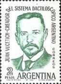 [Vucetich Commemoration, Typ UD]