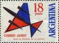 [Airmail Stamps, Typ UQ3]