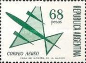 [Airmail Stamps, type VZ11]