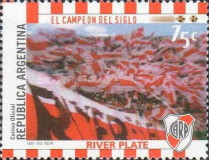 [Argentine Football Teams - River plate, Typ XHP]