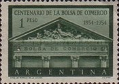[The 100th Anniversary of the Argentine Stock Exchange, Typ XNB]
