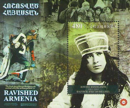 [The 100th Anniversary of the Armenian Genocide, type ]