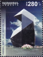 [Armenian Genocide - Monuments, type ACT]