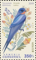 [EUROPA Stamps - National Birds, type AWD]