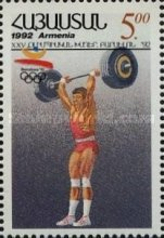 [Olympic Games - Barcelona, Spain, type CH]