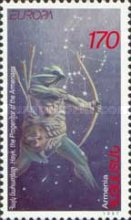 [EUROPA Stamps - Tales and Legends, type GT]