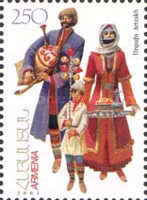 [National Costumes, type LQ]