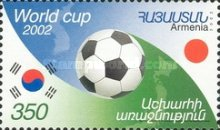 [Football World Cup - South Korea and Japan, type MH]
