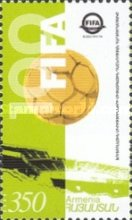 [The 100th Anniversary of FIFA, type NO]