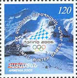 [Winter Olympic Games - Turin, Italy, type PD]