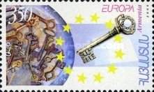 [EUROPA Stamps - Integration Through the Eyes of Young People, type PT]