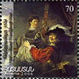 [The 400th Anniversary of the Birth of Rembrandt, type RQ]