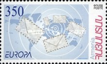 [EUROPA Stamps - Writing Letters, type SZ]
