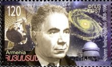 [The 100th Anniversary of the Birth of Ambartsumyan, type TJ]