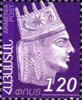 [Definitive Issue - Tigran the Great, type TQ]