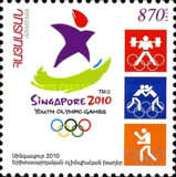 [Youth Olympic Games in Singapore, type WA]