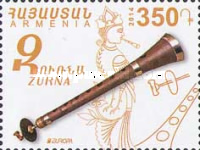 [EUROPA Stamps - Musical Instruments, type XCP]