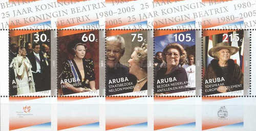 [The 25th Anniversary of Coronation of Queen Beatrix, Typ ]