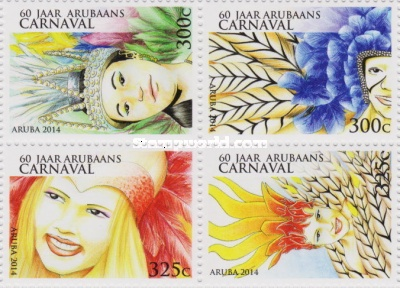 [The 60th Anniversary of the Aruban Carnival, Typ ]