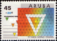 [The 11th Y.M.C.A. World Council, type AT]