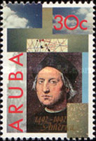[The 500th Anniversary of Discovery of America by Columbus, Typ DF]