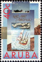 [The 500th Anniversary of Discovery of America by Columbus, Typ DG]