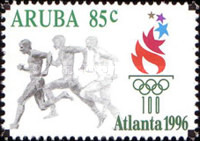 [Olympic Games, - Atlanta, USA - The 100th Anniversary of the Modern Olympic Games, Typ FT]