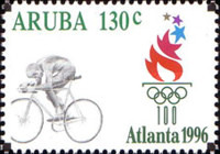 [Olympic Games, - Atlanta, USA - The 100th Anniversary of the Modern Olympic Games, Typ FU]