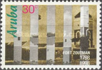 [The 200th Anniversary of Fort Zoutman, type HE]