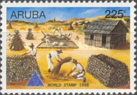 [World Stamp Day, Typ HO]