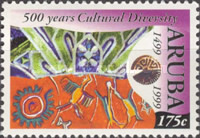 [The 500th Anniversary of Cultural Diversity, Typ IE]