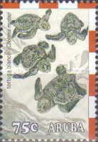 [Endangered Species. Turtles, Typ LA]