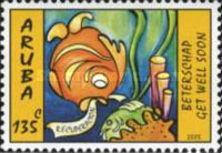 [Greetings Stamps, Typ MA]