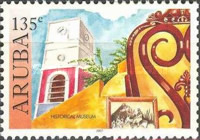 [Historical Museums: Museum in Oranjestad, Typ NV]