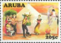 [Aruban Cultural Year, Typ ON]
