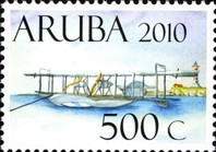 [Historical Airplanes in Aruba, type QR]