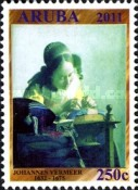 [Paintings by Johannes Vermeer, 1632-1675, Typ VH]