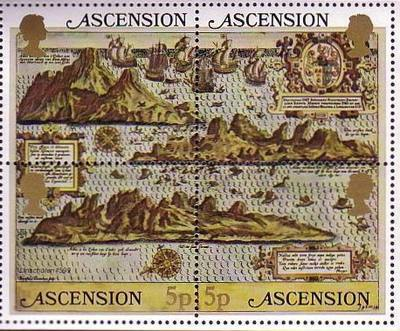 [Early Maps of Ascension, Typ ]