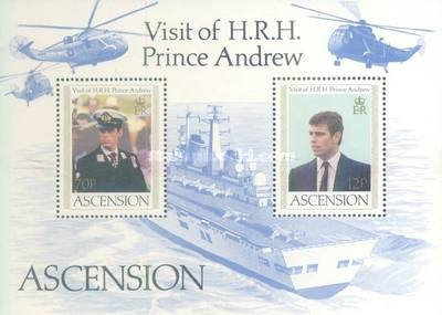 [Visit of Prince Andrew, Typ ]