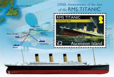 [The 100th Anniversary of the Titanic Disaster, type ]