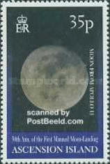 [The 30th Anniversary of the First Manned Landing on Moon, Typ AAC]