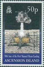 [The 30th Anniversary of the First Manned Landing on Moon, Typ AAE]