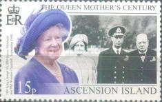 [The 100th Anniversary of Queen Elizabeth the Queen Mother, Typ AAG]