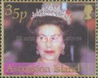 [The 50th Anniversary of Queen Elizabeth II's Accession, Typ ACQ]