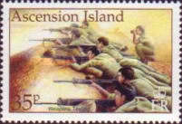 [The 20th Anniversary of Liberation of the Falkland Islands, Typ ACV]