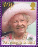 [Queen Elizabeth the Queen Mother Commemoration, Typ ACZ]