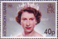 [The 80th Anniversary of the Birth of Queen Elizabeth II, Typ AGP]